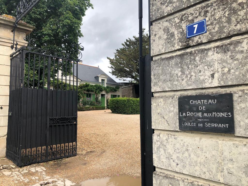 Château de la Roche Aux Moines